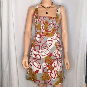 Anthropology women's sleeveless dress